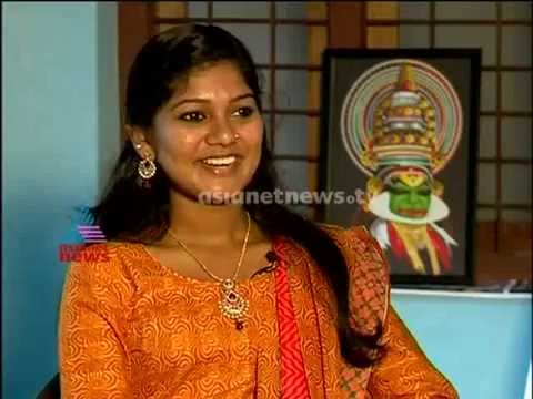 VP Mansiya muslim girl  practising hindu dance  : thalukal 24th Sep 2014