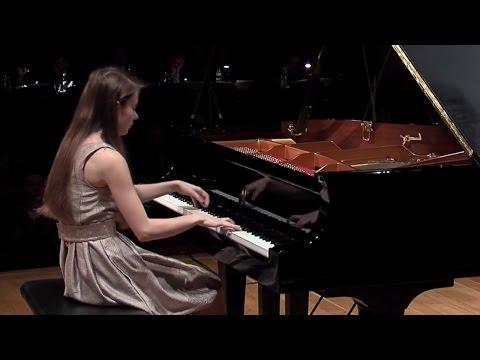 Aleksandra Hortensja Dąbek – Chopin Piano Competition 2015 (preliminary round)