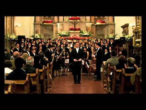 Coro y orquesta infantil del conservatorio de m sica jos for Conservatorio de musica