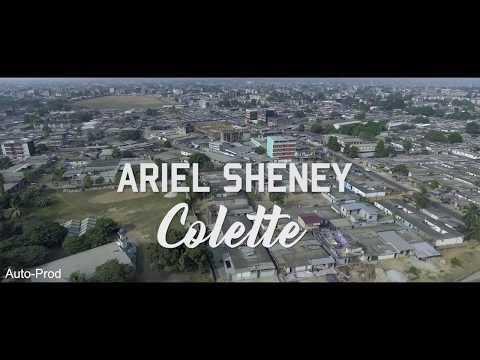 ARIEL SHENEY  - COLETTE ( Clip officiel )