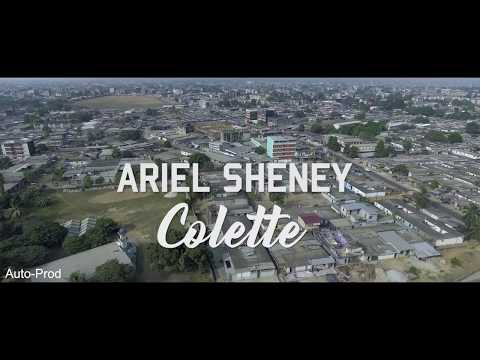 ARIEL SHENEY  - COLETTE ( Clip officiel )