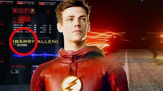 Barry's 2056 Message Warning Us About A Future Speedster War?! - The Flash Season 4