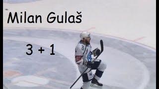 Milan Gulaš | 3+1 | Proti Litvínovu