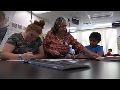 Education Spotlight-McIntosh Middle School-Employee of the Year