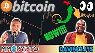 DavinciJ15: BITCOIN BROKE OUT AS EXPECTED!!! $9400 STILL IN PLACE!!!? Bybit Trade After PROFITS!!