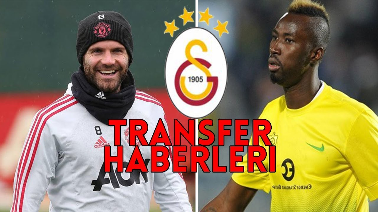 Juan Mata , Ever Banega | Galatasaray Transfer Haberleri
