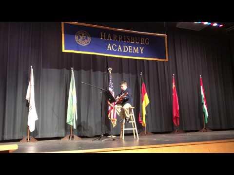 Faraz @ Harrisburg Academy International Fair