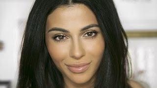 Everyday Makeup Tutorial  [DRUGSTORE MAKEUP ONLY] | Natural Makeup Tutorial | Teni Panosian