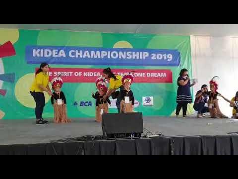 Kidea championship 2019   kidea BSD preschool boys   world traditional dance
