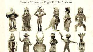 The Shaolin Afronauts - The Scarab [Freestyle Records]