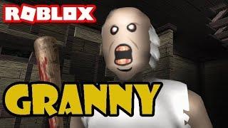 Psikopat Teyzeyi Kaçârdak !!! | Mamie Roblox