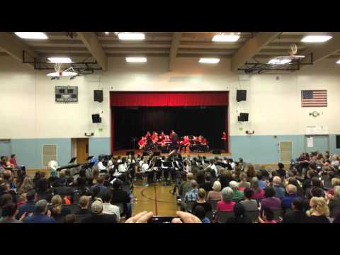 Sellwood Middle School Jazz Band - Spring Concert