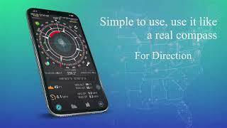 Compass Pro: Maps, GPS , Weather screenshot 2