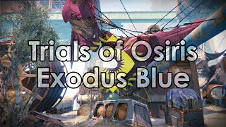 Destiny Taken King: The Trials of Osiris Year 2 – Flawless Exodus Blue