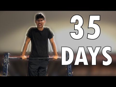 This Average Guy Learns the Muscle-Up in 35 days