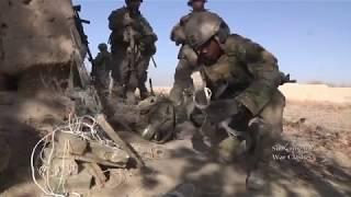 شاهد : مشاة البحرية الأمريكية في #أفغانستان خلال العمليات العسكرية🔫