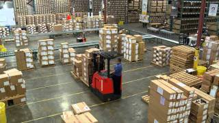 Eco-Friendly Forklift Solutions