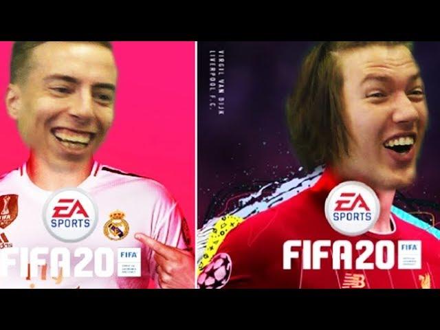 TESTUJEME NOVÚ FIFA 20 ⚽ w/Smilo