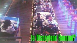 Ghost Sightings at Disneyland