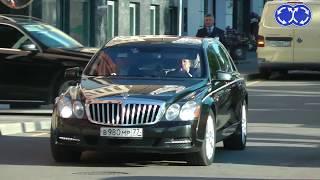 Вектор Движения №152 Президент Бинбанка На Встречке