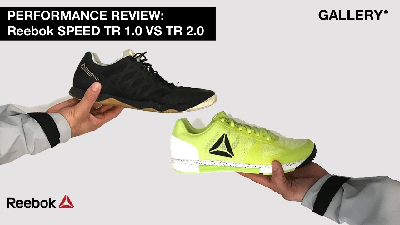f8579274aff2c9 REVIEW  REEBOK CROSSFIT SPEED TR 2.0 vs SPEED TR 1.0 - YouTube
