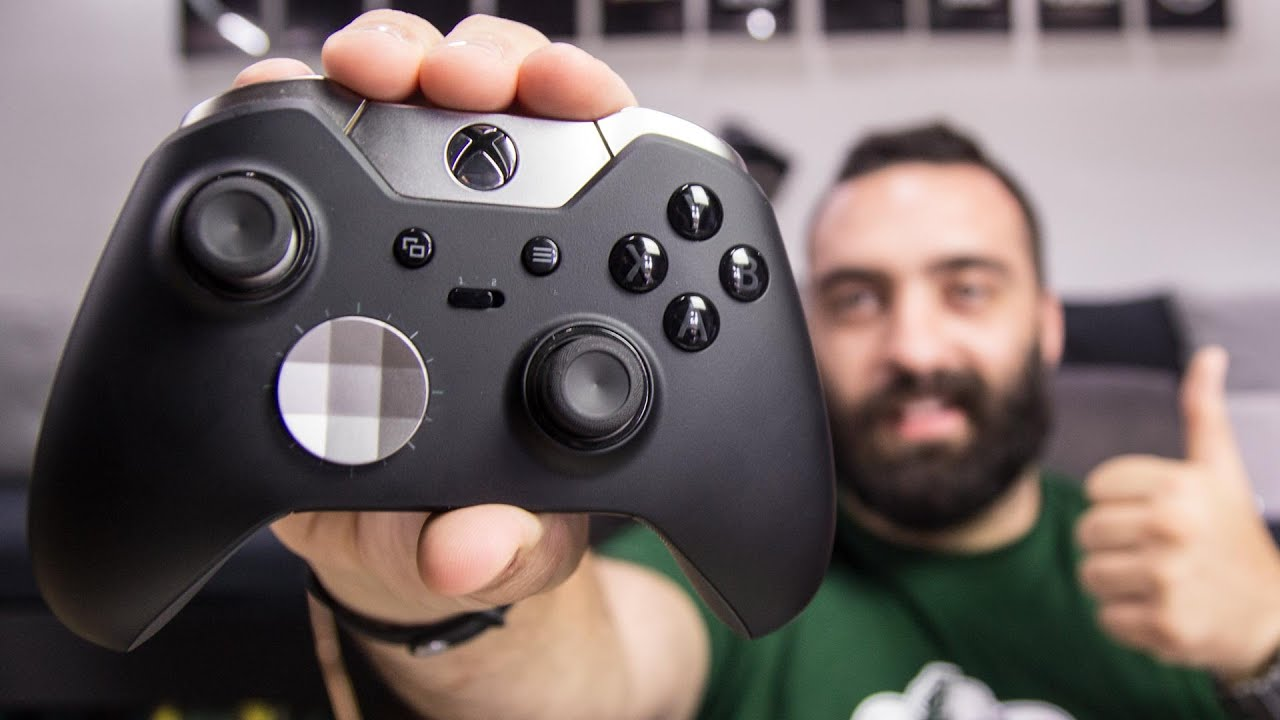 BEST CONTROLLER EVER Xbox One Elite Controller Review