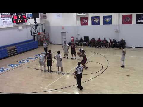 Part 11 SCU EAGLES MBB JV vs. Connors State College NJCAA 1