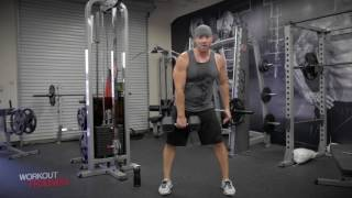 Tabata Dumbell Snatch
