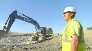 Video still for Hammett Excavation Keeps Moving with Construction Technology Solutions