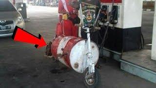 Gambar cover Bingung Ini Motor Apa Drum? Ini Deretan Modif Paling Edan Bikin Mules!