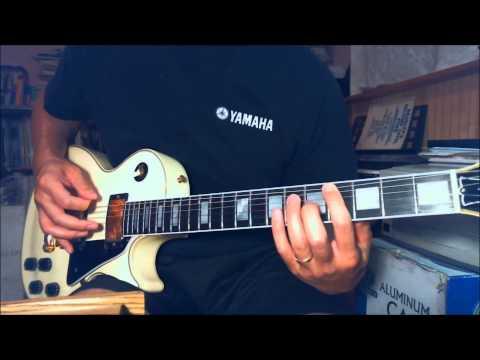 Def Leppard - Billy's Got a Gun - Guitar lesson (All rhythm)