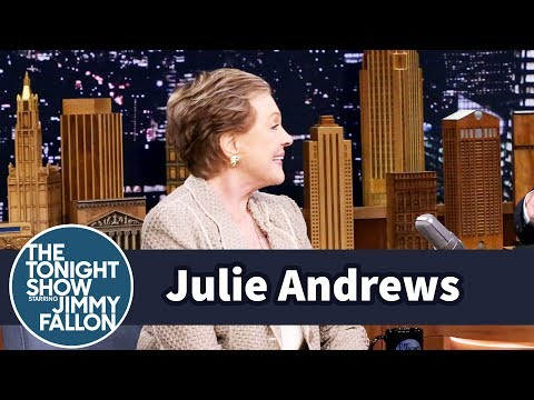 Julie Andrews Reveals How They Pulled off That Iconic Sound of Music