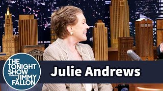 Julie Andrews Reveals How They Pulled off That Iconic Sound ...