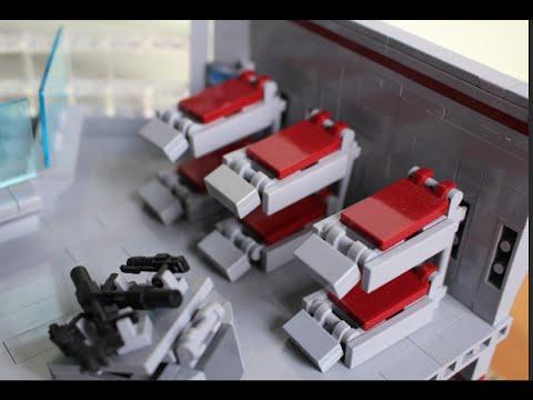 lego star wars deutsch tutorial clone bett youtube. Black Bedroom Furniture Sets. Home Design Ideas