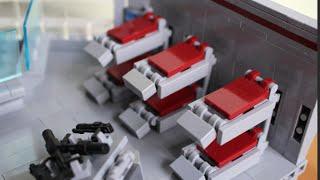 LEGO Star Wars DEUTSCH Tutorial - Clone Bett