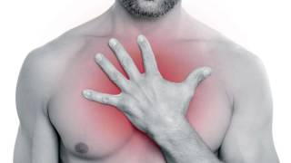 видео Боль за грудиной посередине: что делать