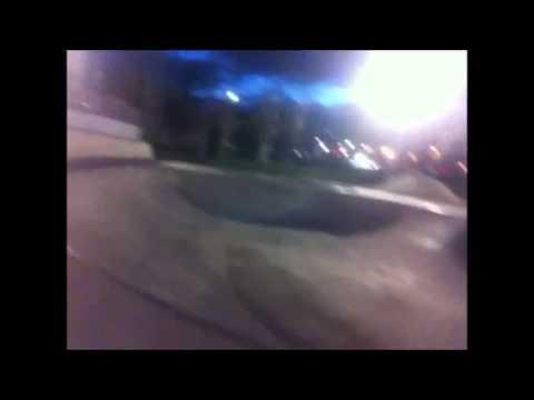 Skateboard Cruise Washington University Place