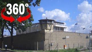 360°-Video: Ich war im Stasi-Knast!