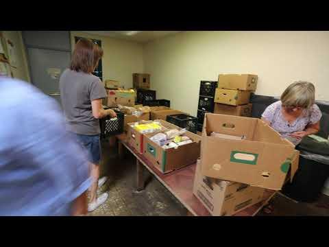 F.I.S.H Food Pantry Seeks New Home In Santa Rosa.
