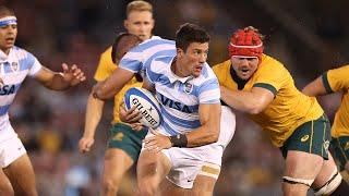TRI NATIONS HIGHLIGHTS | Argentina v Australia (Newcastle)