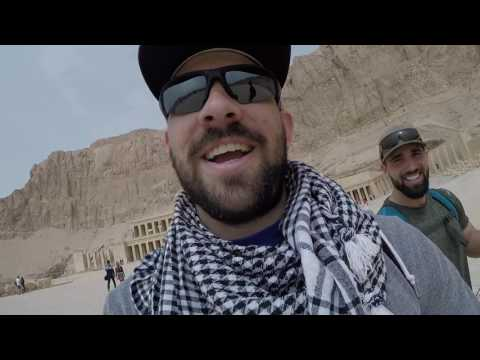 Egypt and Jordan Backpacking Trip 2017