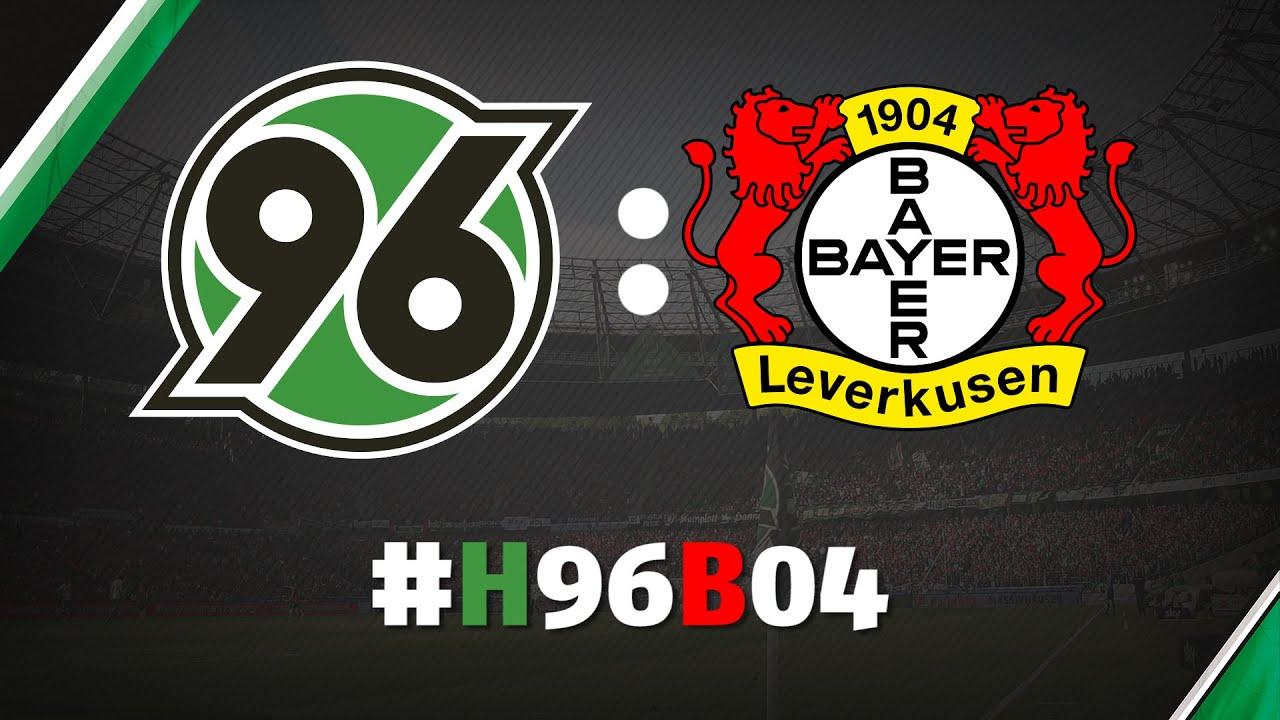 bayer leverkusen hannover 96
