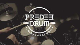 เรือเล็กควรออกจากฝั่ง - Bodyslam (Electric Drum Cover) | PredeeDrum