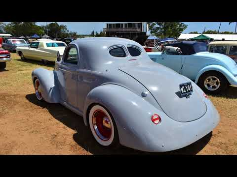hot rod and custom car show with special guest JIMMY SHINE australia