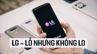 """LG Mobile - lỗ chổng vó nhưng là """"lỗ trong kế hoạch"""""""