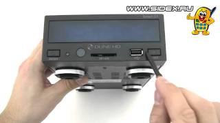 Sidex.ru: Видеообзор HD Media Player Dune HD Smart D1 (rus)