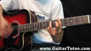 Justin Timberlake - Take It From Here, by www.GuitarTutee.com