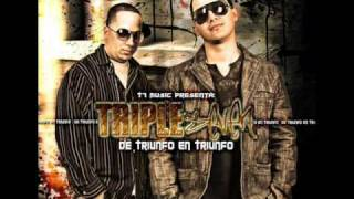 Triple  seven ft. Alex Zurdo  -  Quien como tu {{**REGGAETON ROMANTICO**]]