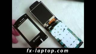 мобильный телефон Sony Ericsson W980i ремонт
