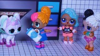 LOL SURPRISE DOLLS Pets, Lil Sisters & New Lol Surprise Doll Clothes Underwraps Series